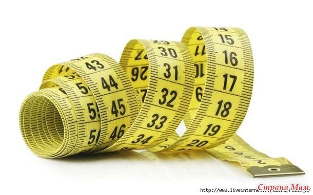 Как пересчитать описание изделия под свой размер. Как пересчитать расход пряжи на свой размер.