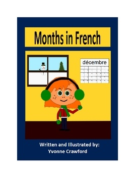 Months in French is a booklet that focuses on months of the calendar in French.Included:12 full color pages of months with a pronunciation gu...