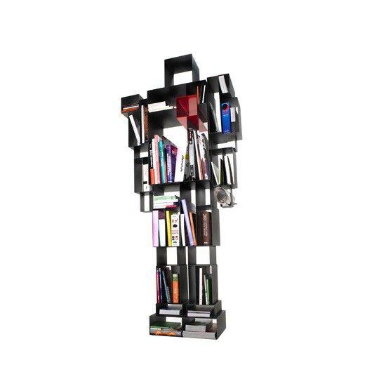Libreria Robox - design Fabio Novembre - Casamania