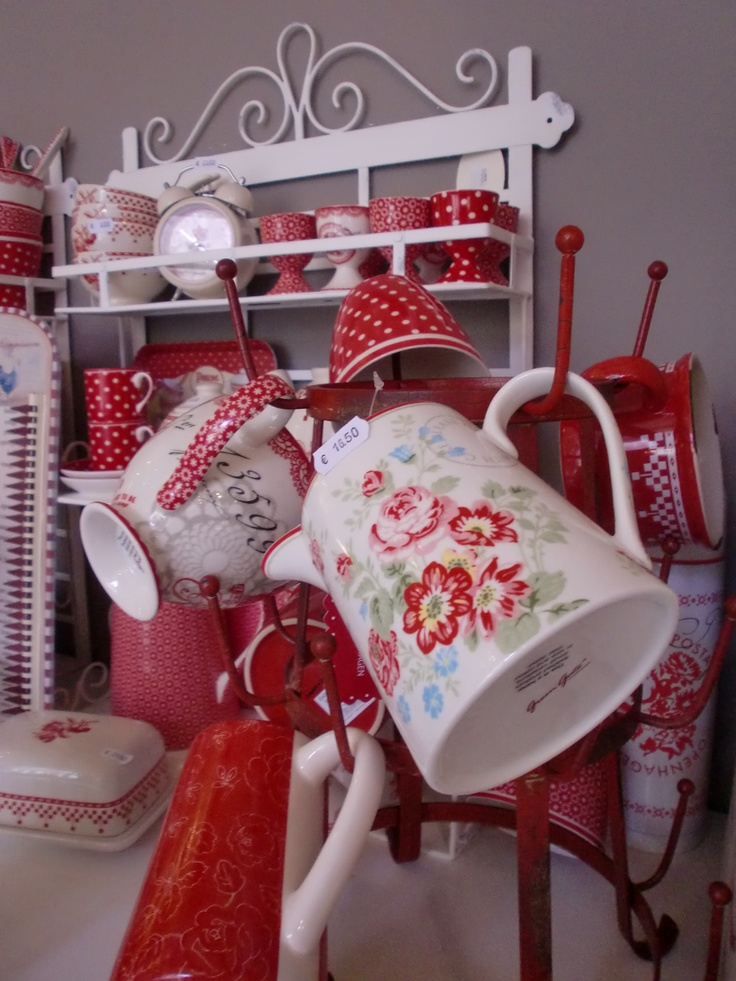 GreenGate Jug Camille and more GreenGate...i love it