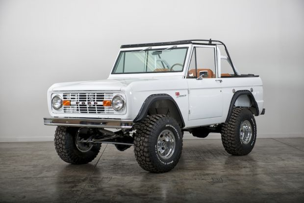 This Customized Ford Bronco Is A Work Of Art On Wheels - Airows