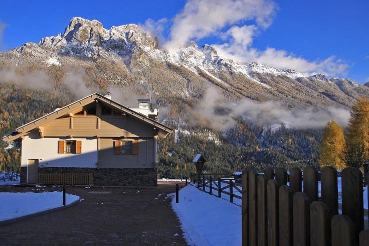 Mountain Chalet Image - www.imagehotel.it