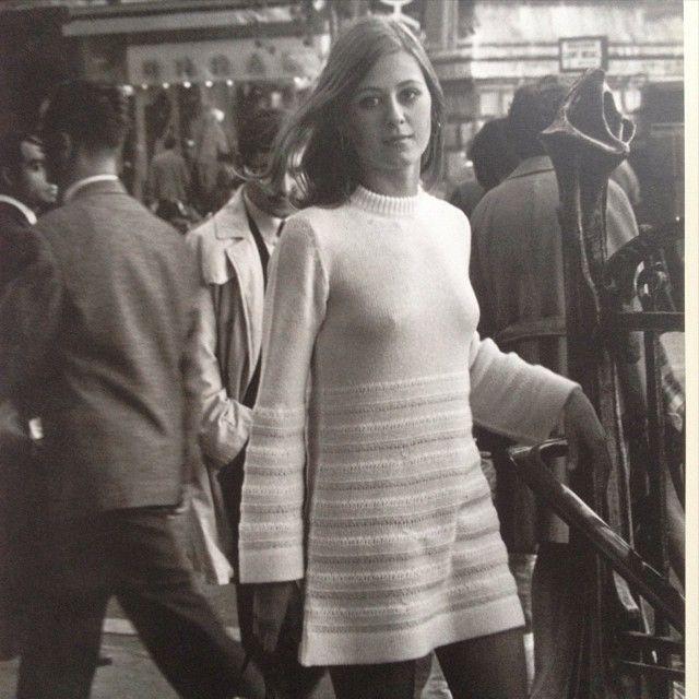 Robert Doisneau. Paris photo from 1969.