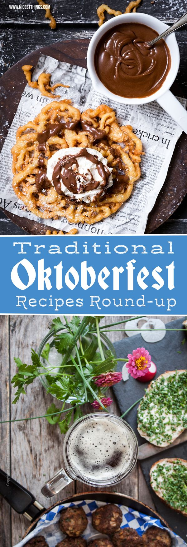 Oktoberfest Food Favorites – Traditional Appetizers, Entrees and Desserts