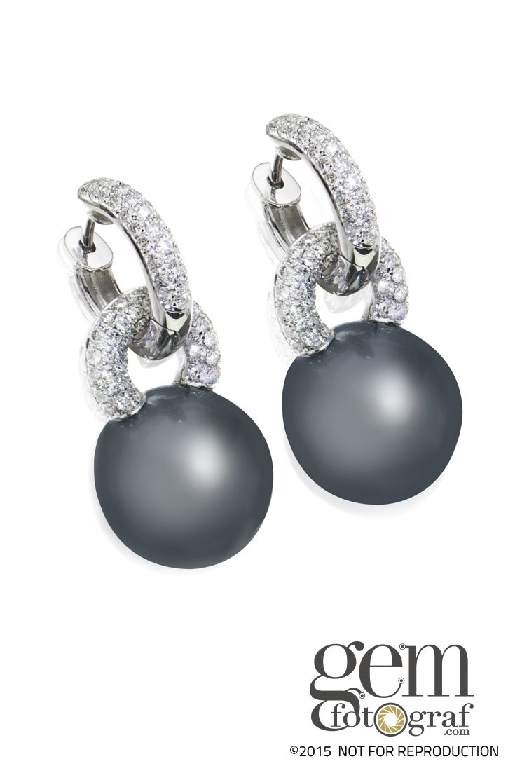 "Tahitian pearls are commonly known as ""black pearls"". Tahitian pearls are also found in various undertones and overtones of green, pink, blue, silver and yellow."