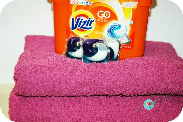 Zapraszam do odwiedzenia strony, na której znajdziecie relacje z testu: www.testowaczek.blogspot.com #filmik #kapsułki #piorące #clean #wash #testowanie #ambasadorka #everydayme #opinia #czysty #vizir #pranie #vivavideo