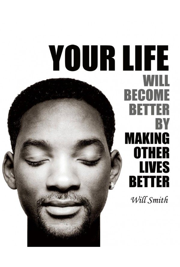 #positivethoughts Your life will become better by making other lives better. http://www.positivewordsthatstartwith.com/