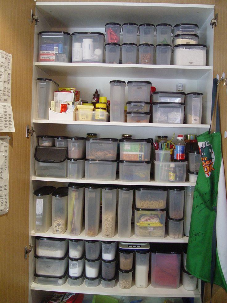 Pin by Paula Tupperware Di Pasquale Alvarez on Organize It  Tupperware organizing Tupperware