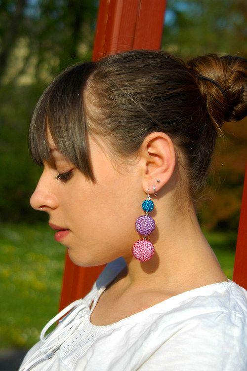 Sweet Little Something Earrings (contact me: andybori@seznam.cz or see us on Facebook)