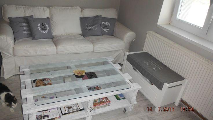 Vidiecky sen: Obývačka (Katke)