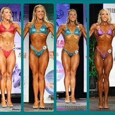 What you need to know before competing in a figure or bodybuilding competition