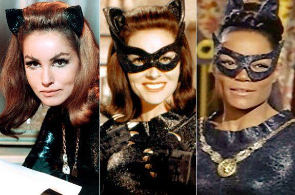 Julie Newmar, Lee Meriwether, Eartha Kitt.                 The originals!