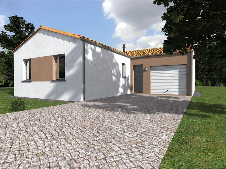 Alliance construction vous propose cette maison qui for Maison premier prix