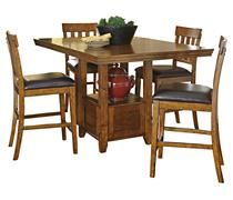 Kitchen / Dining Room Tables   Ralene Counter Height Extension Dining Table  | Ashley Furniture