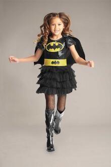 Batgirl Tutu Costume For Kids