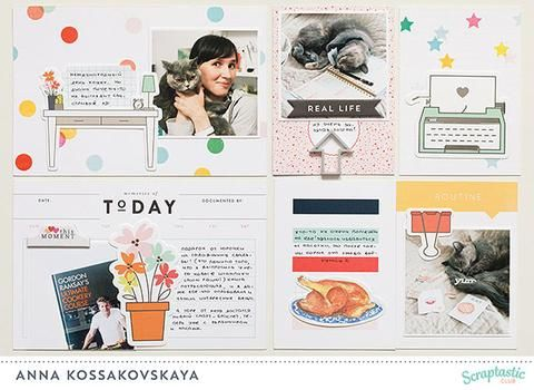 This Life Noted with Anna – Scraptastic Club