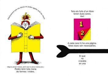 Com explicar-li a un nens què és un llibre! #sortirambnens #salirconniños