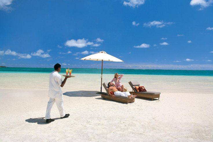LUX Belle Mare Mauritius package for 6 night and 7 day.