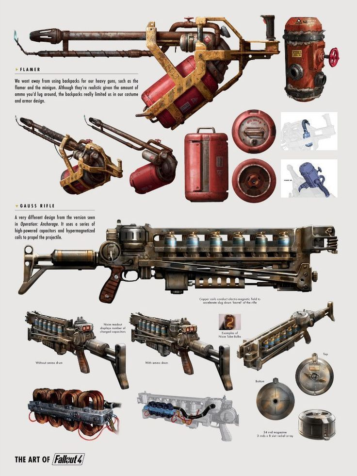 Fallout 4 mirelurk assault - 5 2