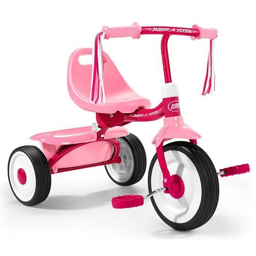 Radio Flyer Fold 2 Go Tricycle.With a classic steel design and an adjustable seat, this Radio Flyer Fold 2 Go Trike promises to last. https://api.shopstyle.com/action/apiVisitRetailer?url=http%3A%2F%2Fwww.kohls.com%2Fproduct%2Fprd-1601220%2Fradio-flyer-fold-2-go-tricycle.jsp%3Fpfm%3Drrrecs-pdp-gtab1&pid=uid8100-34415590-43