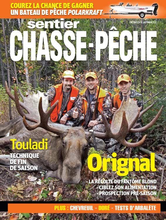 Magazine Sentier Chasse-Pêche
