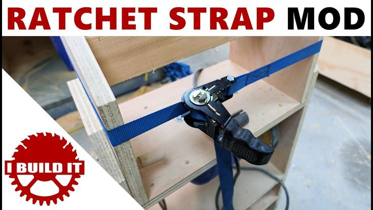Ratchet Strap To Strap Clamp Cheap & Easy - YouTube ...