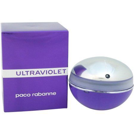 Paco Rabanne Women's Ultraviolet Perfume, 2.7 oz