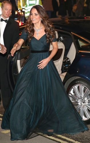 Rare Video of Kate Middleton at Fancy Event Shows How Confident She Really Is