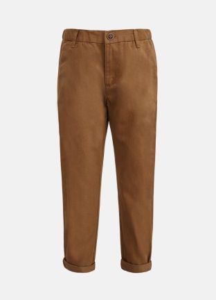 Твиловые брюки для мальчиков за 1299р.- от OSTIN