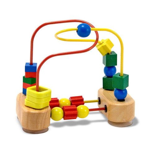 First Bead Maze