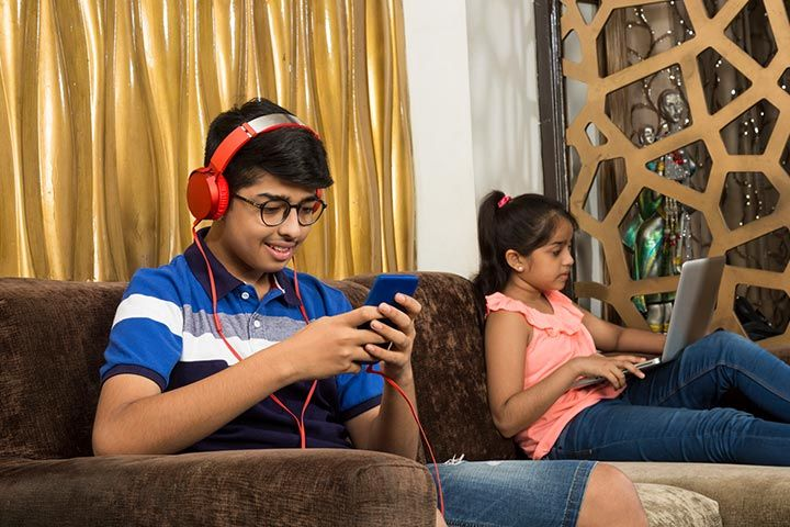 Excessive Screen Time Can Change The Brain Structure Of Kids – Parenting Articles