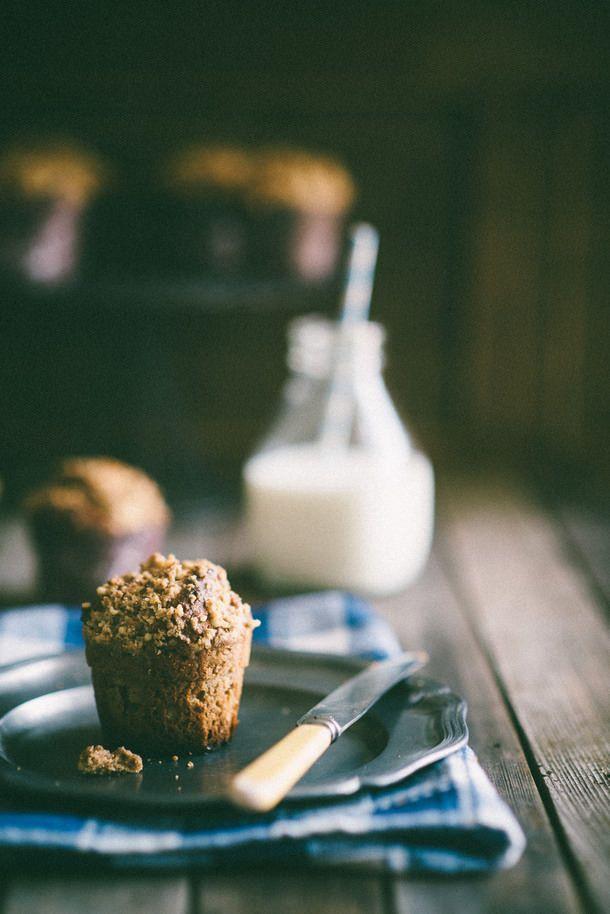 Triple Walnut Muffins (Souvlaki For The Soul)