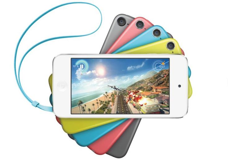 Apple launches new iPod touch 16GB for 199 euros / dollars