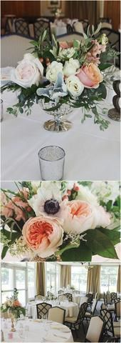 little miss lovely floral design // prospect bay country club wedding // grasonville maryland wedding
