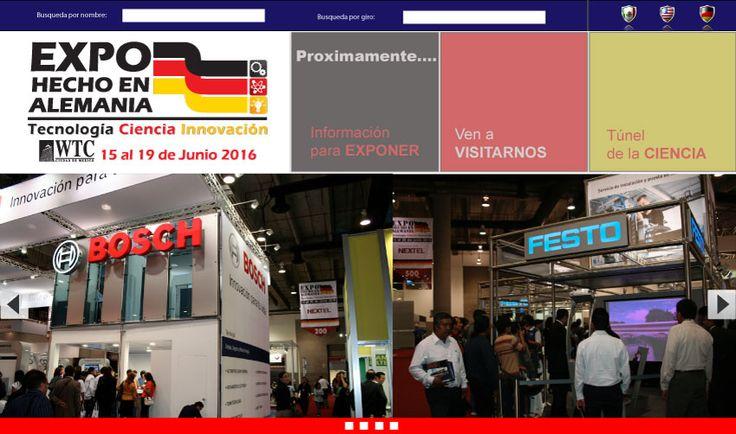 Expo Hecho en Alemania