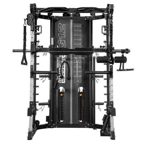 Force Usa G12 All In One Trainer Smith Machine Power Rack Squat Rack
