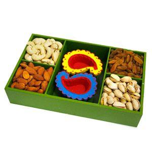 Diwali Celebration Brighten your celebration with this relishing dry fruits hamper. Costs Rs 1249/- http://www.tajonline.com/diwali-gifts/product/d3883/diwali-celebration/?aff=pinterest2013/