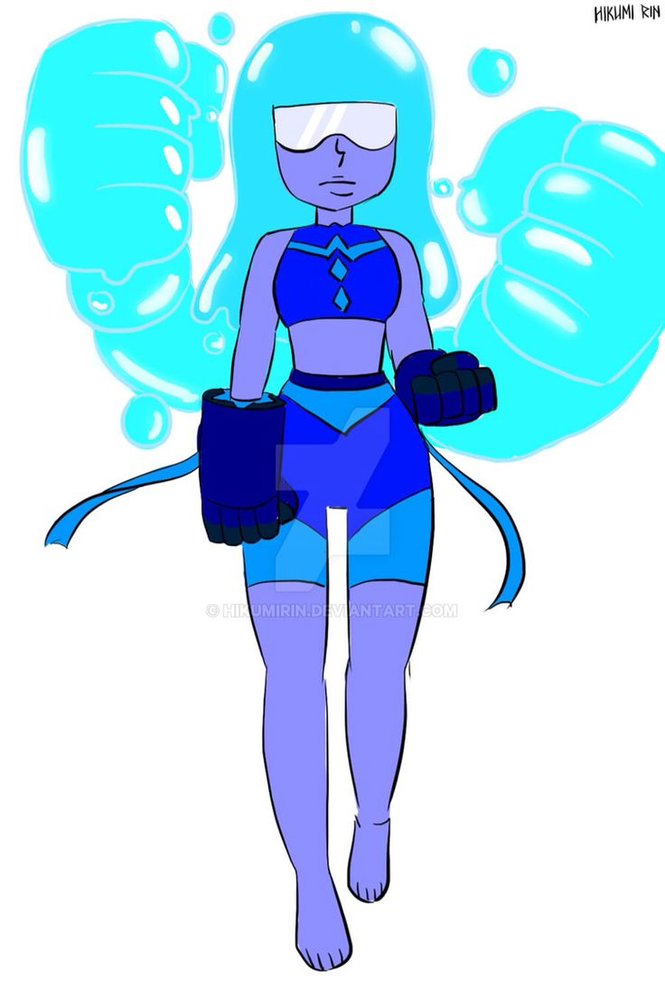 Lapis and Garnet fan fusion | Fusion Gems | Pinterest ...