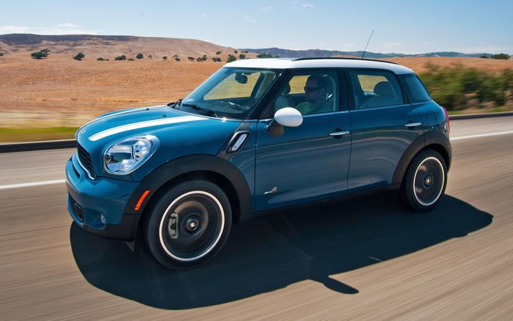 Mini Cooper Countryman S ALL4  I just order mine, looks just like it!