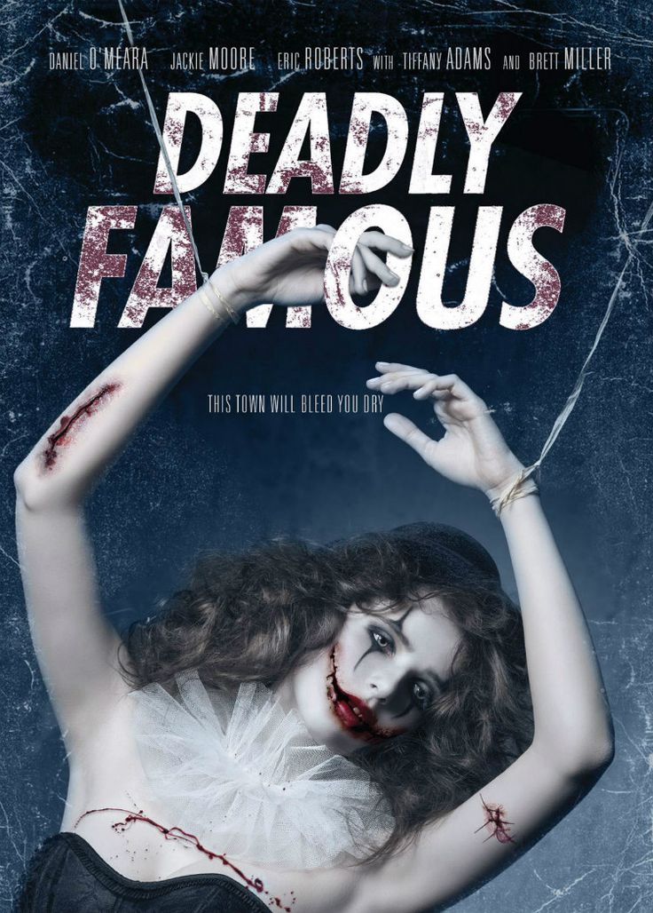 Review: Deadly Famous - http://www.goldenstatehaunts.org/2016/03/29/review-deadly-famous/