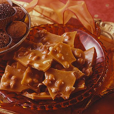 Golden Buttery Peanut Brittle from Land O'Lakes