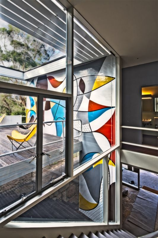 Rose Seidler House - Phyllis Wong Portfolio - The Loop.  Repinned by Secret Design Studio, Melbourne. www.secretdesignstudio.com