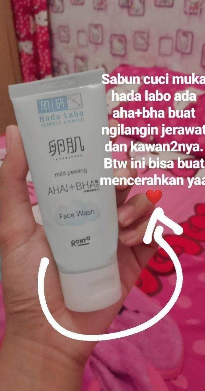 Review Sabun Muka Untuk Kulit Berminyak Dan Berjerawat