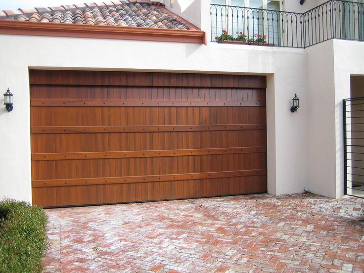 how to take down garage roller doors