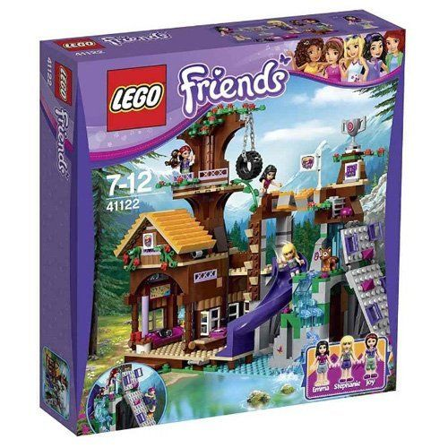 "LEGO (LEGO) Friends adventure camp ""Tree House 41122 Øverst på ønskelisten"
