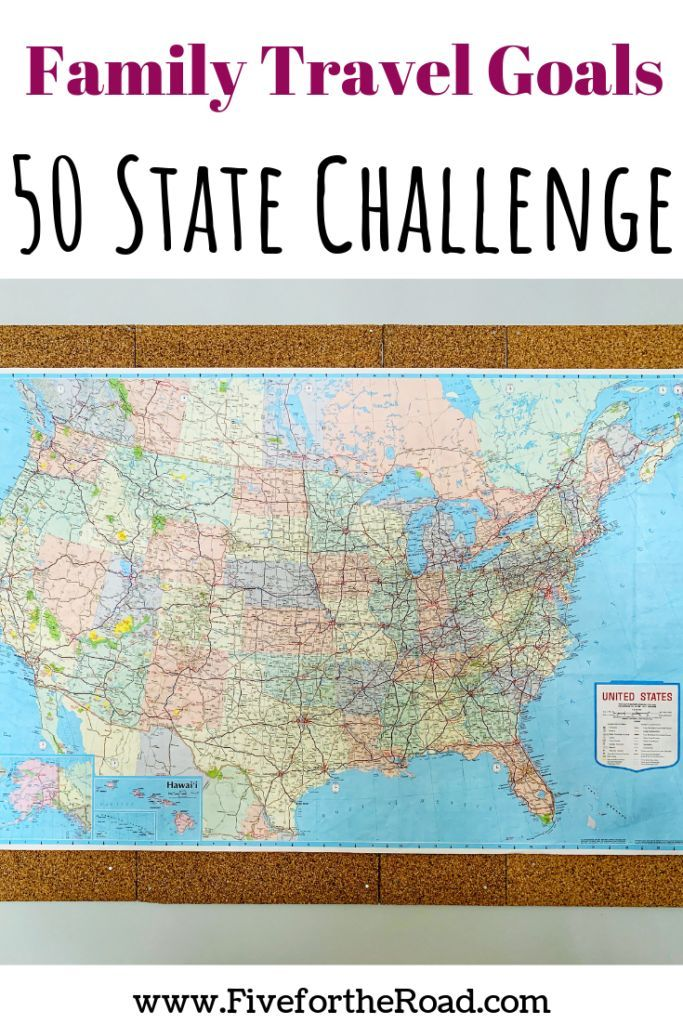Household Journey Objectives: Will You Take the Go to All 50 States Problem