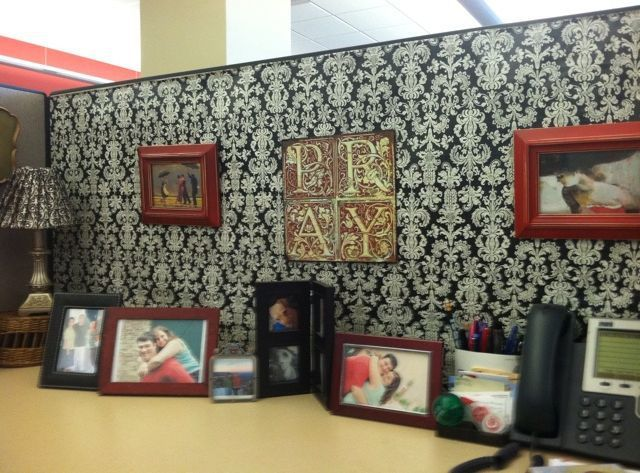 How to hang cubicle art                                                                                                                                                                                 More
