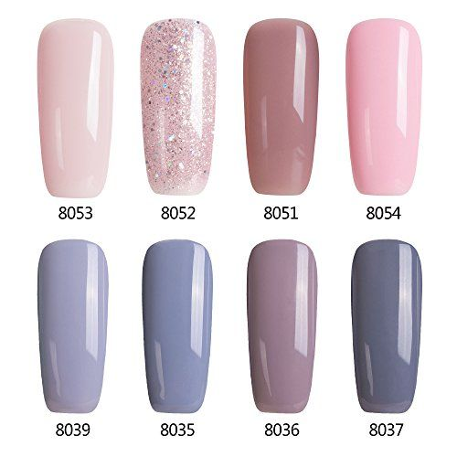 125 best nail polish images on pinterest nail polish nail visit to buy modelones newest french style gel polish diy nail art long lasting uv nail gel polish fashion grey color series nail gelpolish solutioingenieria Choice Image