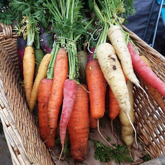 Maria Uldahl - Grønn matglede: Honningglaserte gulrøtter