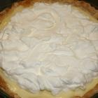 Sour Cream Lemon Pie Recipe - made this tonight and it was yummy!